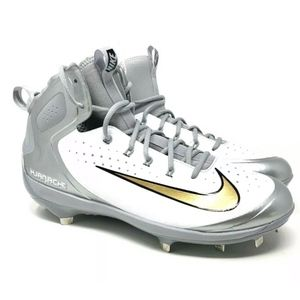 NIKE Alpha Huarache Elite Max Air Baseball Cleats